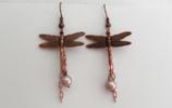boucle d`oreille Lafayette boudoir d`amélie précieuses création bijoux